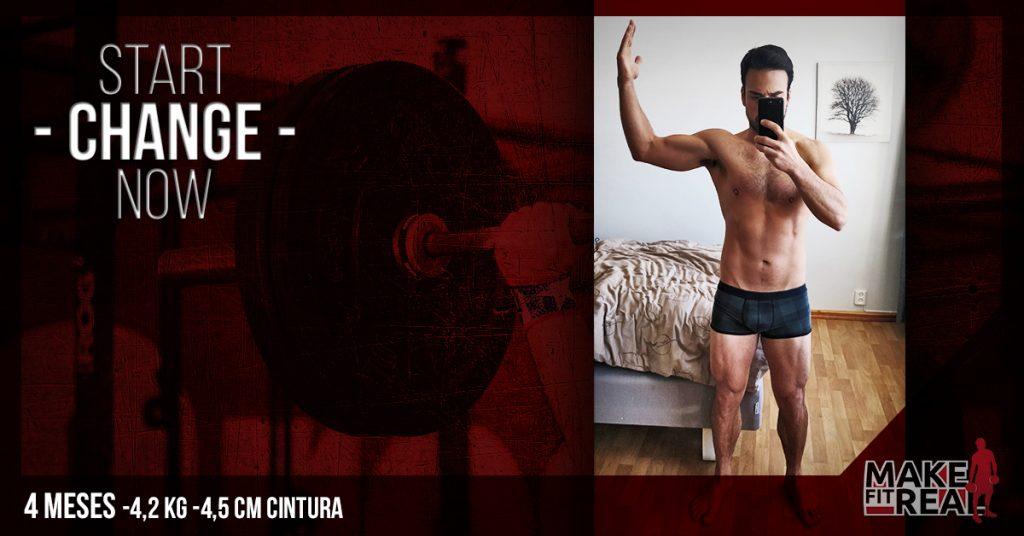 Acompanhamento Online Fitness